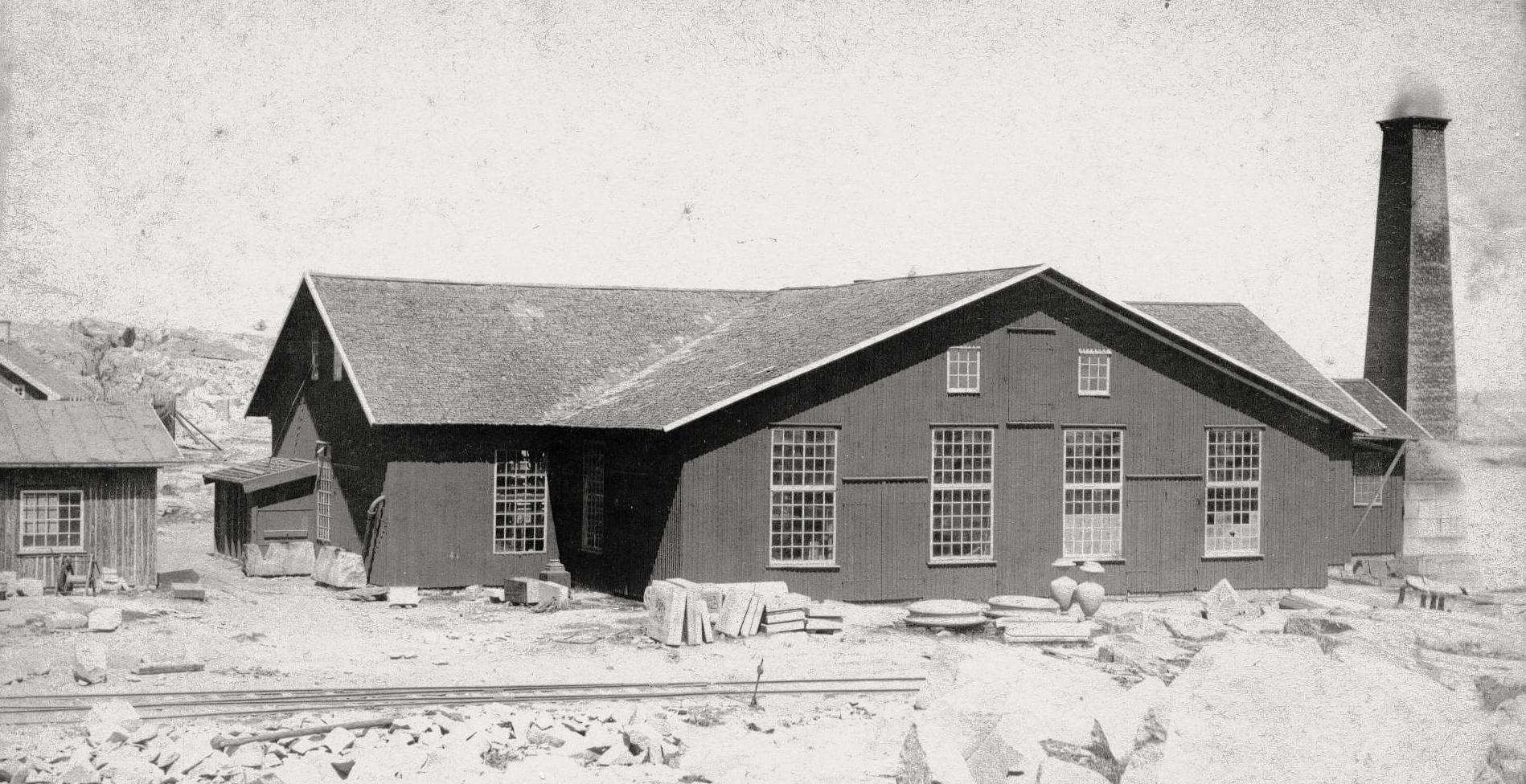 10 Polerverkstaden ca 1890 (GHM)