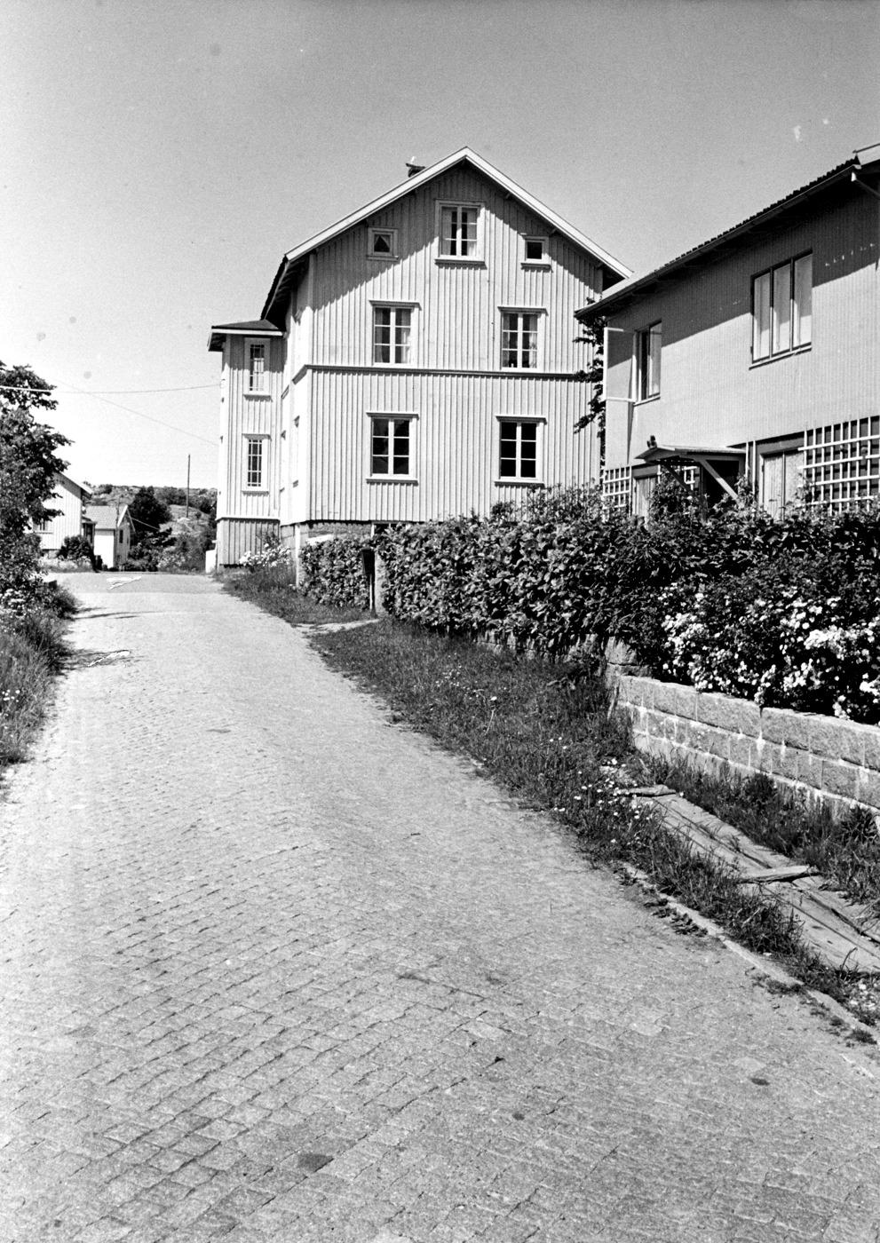 Foto Claes Funck 1968. Villa Schabraket.