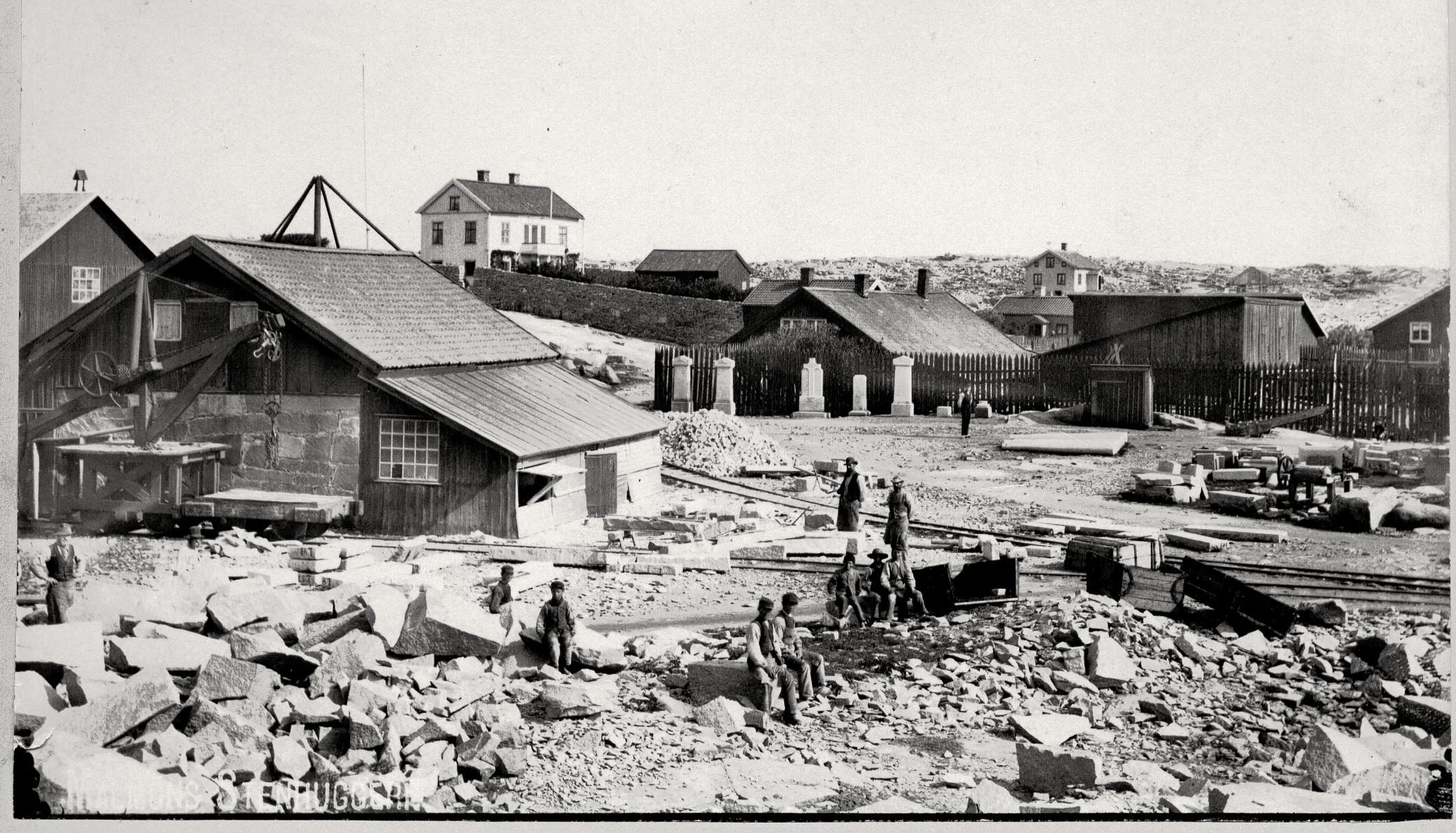 11 Ca 1890 - mot Göta Källare och Herrgården (GHM)
