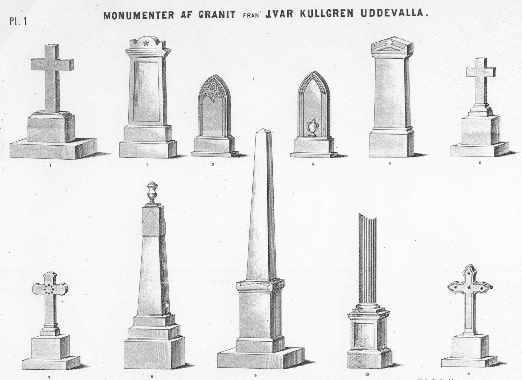 30 Monumenter 1869