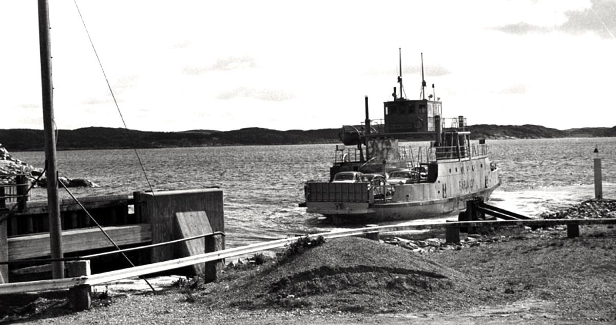 Färjan 1963