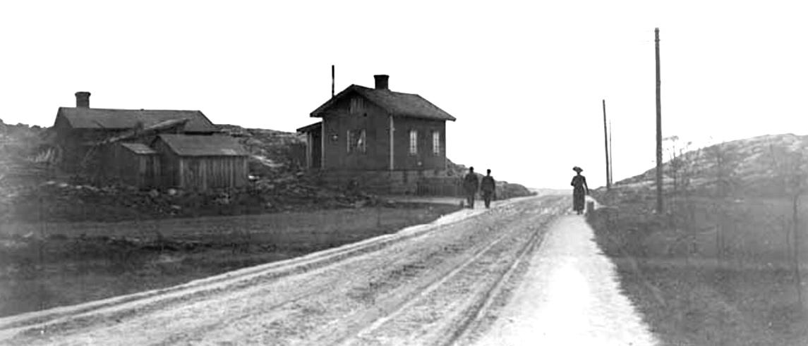 Vägen 1903